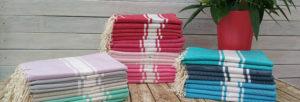 avantages de la serviette fouta