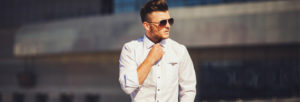 hommes casual chic