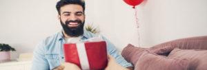 Cadeaux d'anniversaire pour gent masculine
