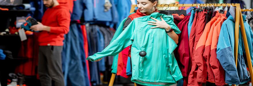 Manteaux et parkas fashion