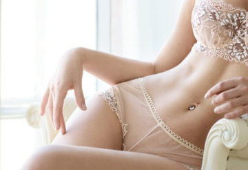 lingerie raffinée et séduisante