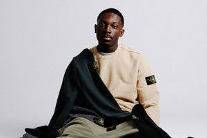 Stone Island crewneck collection