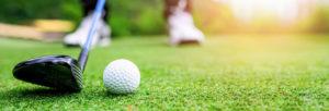 Achat de clubs de golf